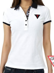 GUESS женщина Polo S-L