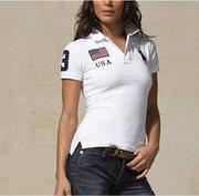 Ralph Lauren Polo женские летние S-XL
