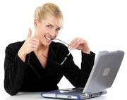 Приглашаем на работу за  своим компьютером заинтересованных людей