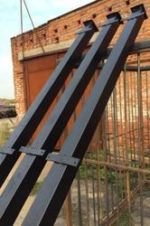 Столбы металлические для забора с доставкой!