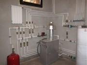 Комплектация систем водопровода,  отопления,  канализации